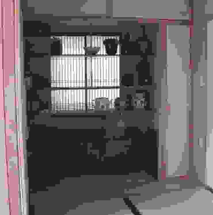 水屋 オリジナルデザインの 書斎 の 竹内村上ATELIER オリジナル