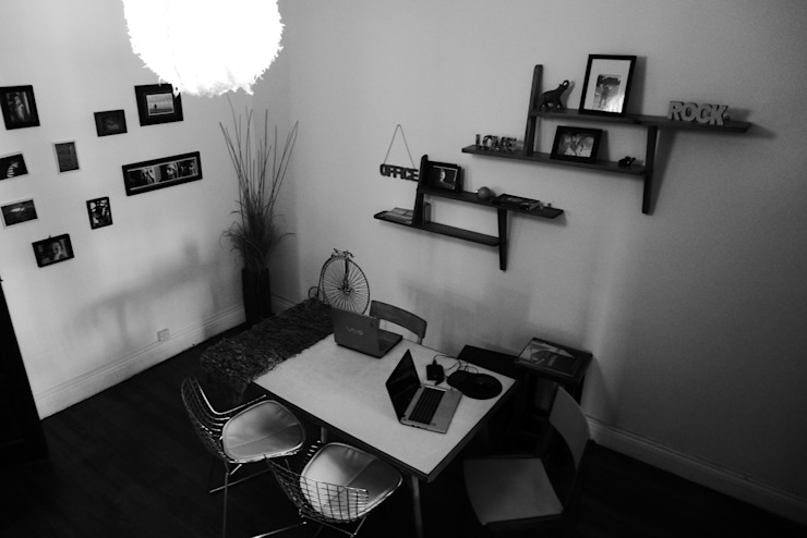 Oficinas y tiendas de estilo minimalista de laura zilinski arquitecta Minimalista