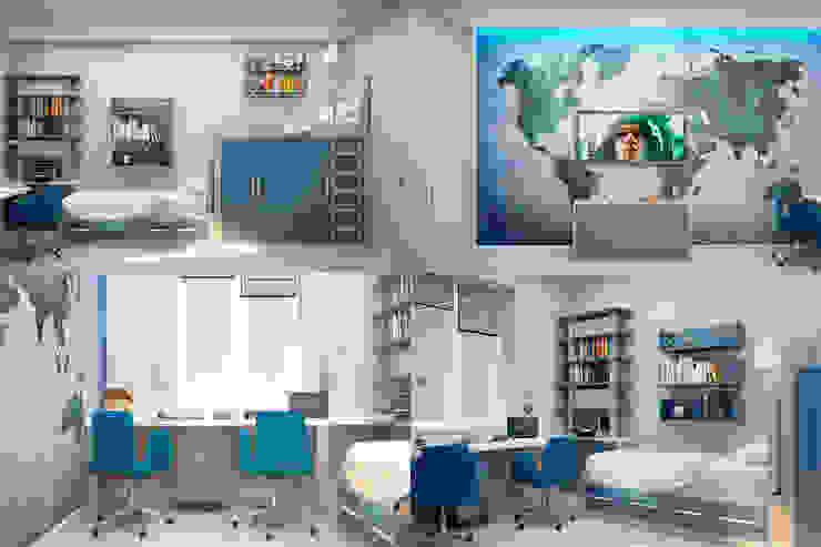 Interiors от Мастерская дизайна INDIZZ Классический