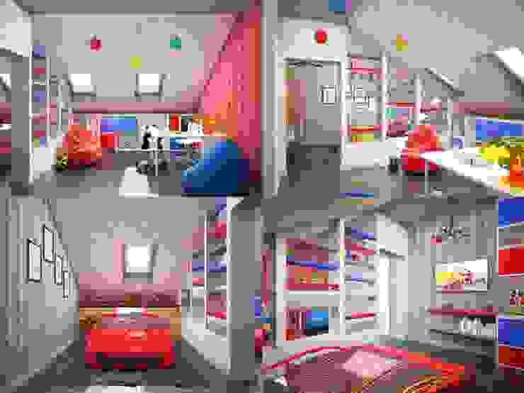 Interiors Детская комнатa в классическом стиле от Мастерская дизайна INDIZZ Классический