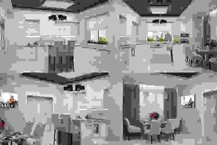 Interiors Кухня в классическом стиле от Мастерская дизайна INDIZZ Классический