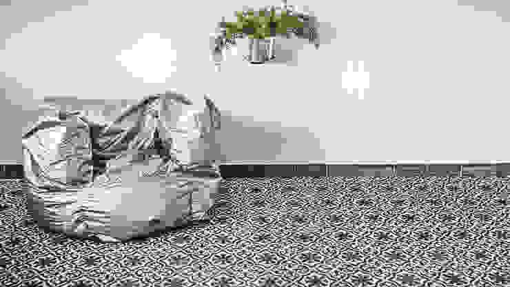 La celebre 10200.. Pareti & Pavimenti in stile classico di Mosaic del Sur Classico