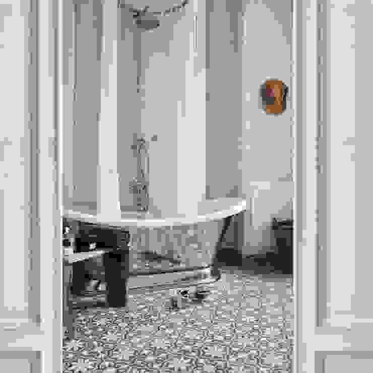 Casas de banho clássicas por Mosaic del Sur Clássico