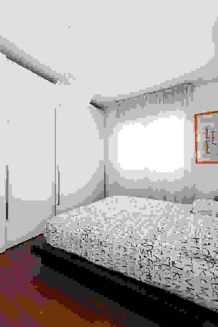 zero6studio - Studio Associato di Architettura Спальня Білий