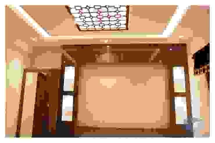 Mr.Sunder Raj Modern style bedroom by IN-CUBE STUDIO Modern