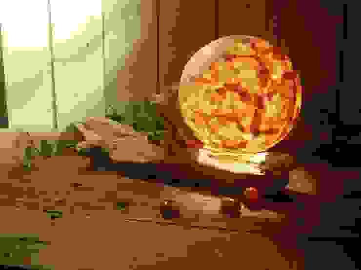 流木ランプ: 流木専門店 海の木が手掛けた素朴なです。,ラスティック