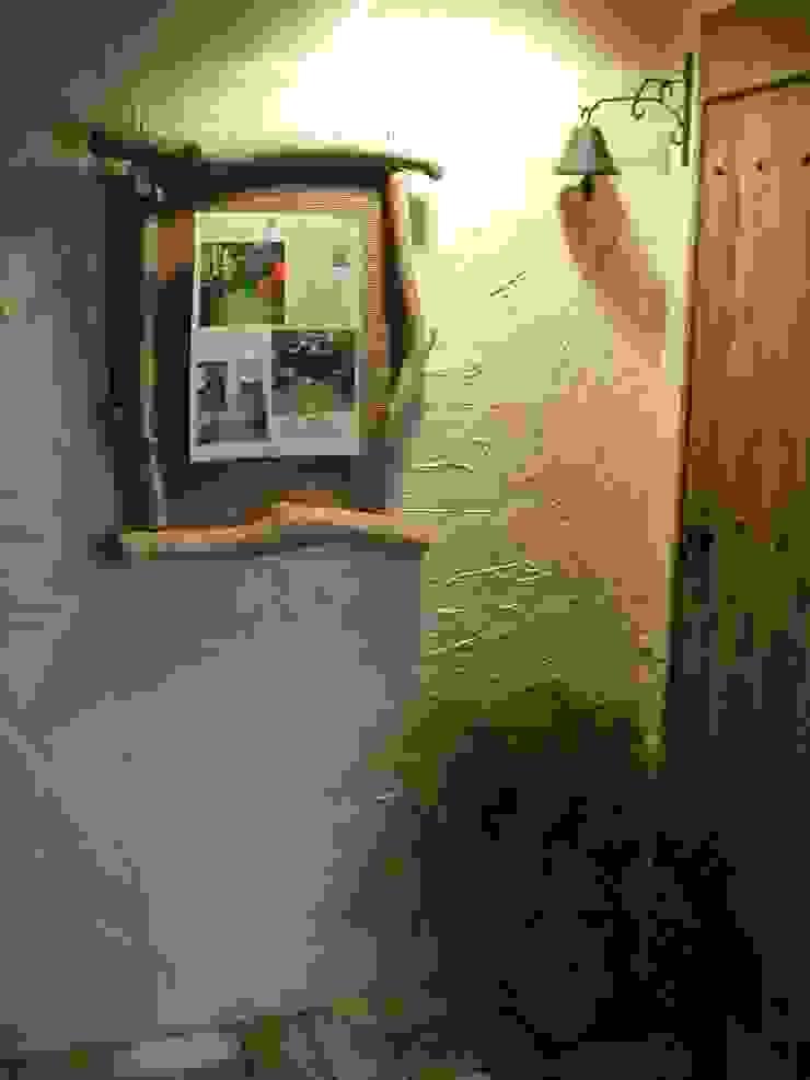流木フレーム: 流木専門店 海の木が手掛けた素朴なです。,ラスティック
