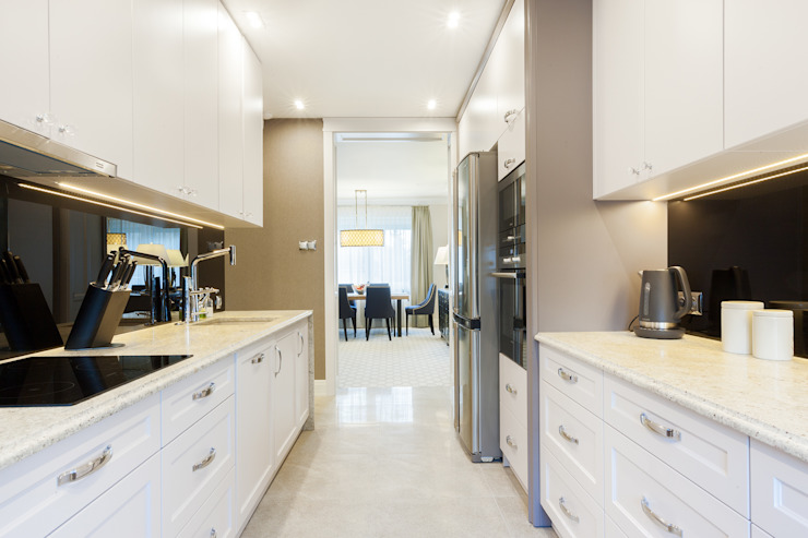 Cuisine classique par Interior Design Photography Monika Filipiuk Classique