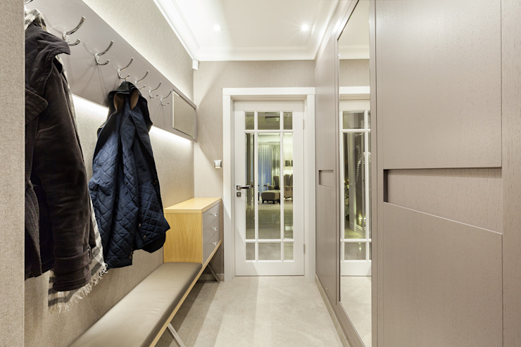 Corridor & hallway by Interior Design Photography Monika Filipiuk, Classic