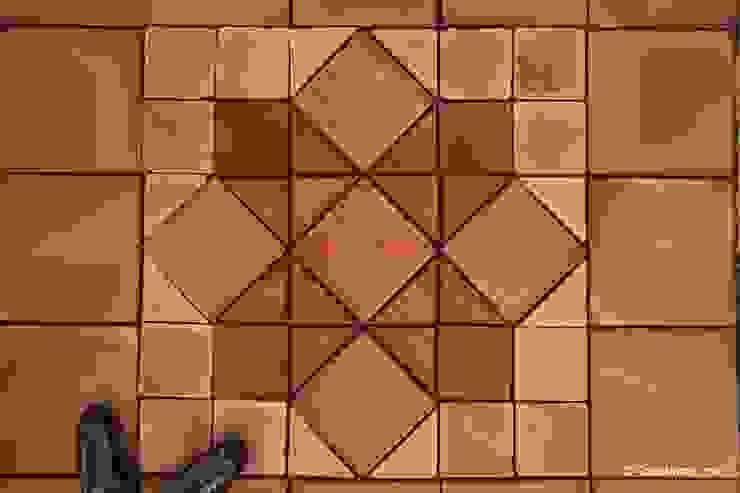 Pavimento cerámico de barro Salomón (19) de Todobarro Clásico Cerámico