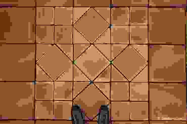 Pavimento cerámico de barro Salomón (09) de Todobarro Clásico Cerámico