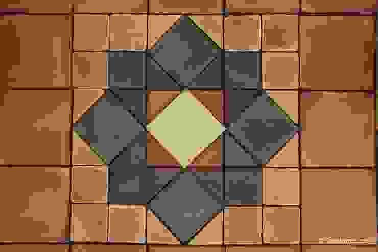 Pavimento cerámico de barro Salomón (16) de Todobarro Clásico Cerámico