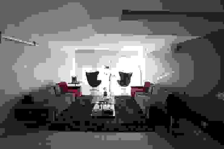 Modern Living Room by Patrícia Azoni Arquitetura + Arte & Design Modern
