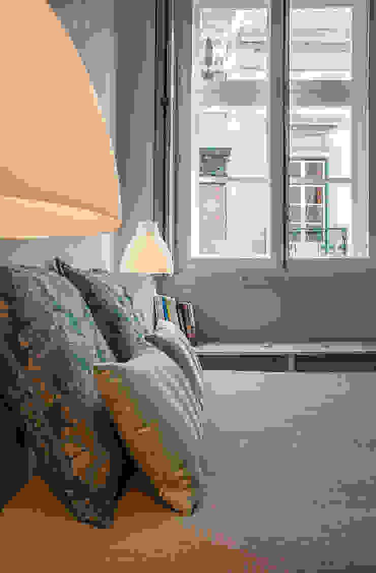 Bedroom (Lower floor) Quartos modernos por Architecture Tote Ser Moderno