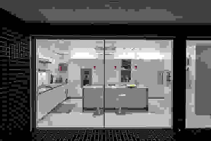 Cocinas de estilo minimalista de guedes cruz arquitectos Minimalista