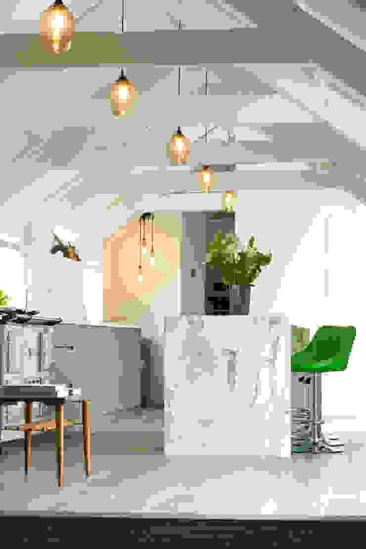 The Marble Kitchen Papilio Cuisine moderne