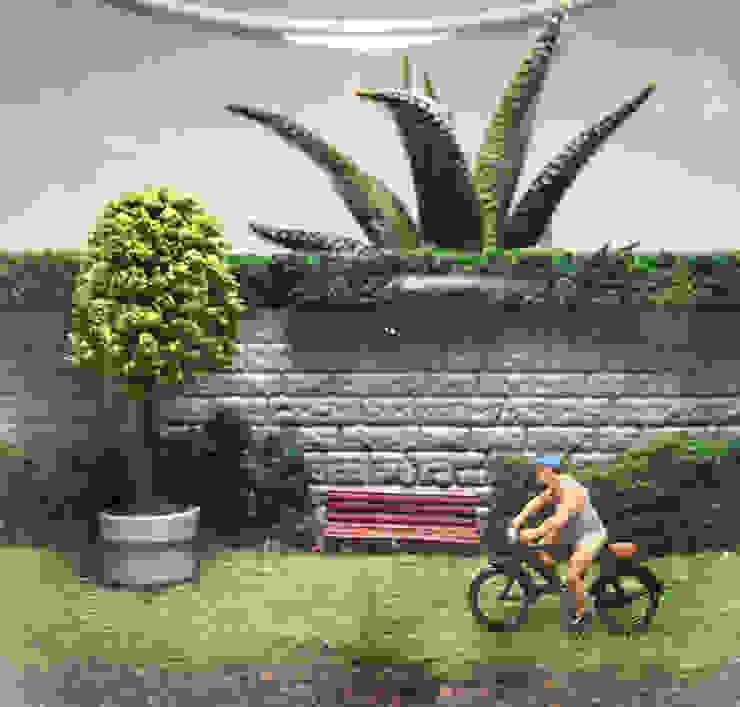 Terrarium love – Biking at Park Terrarium: modern tarz , Modern