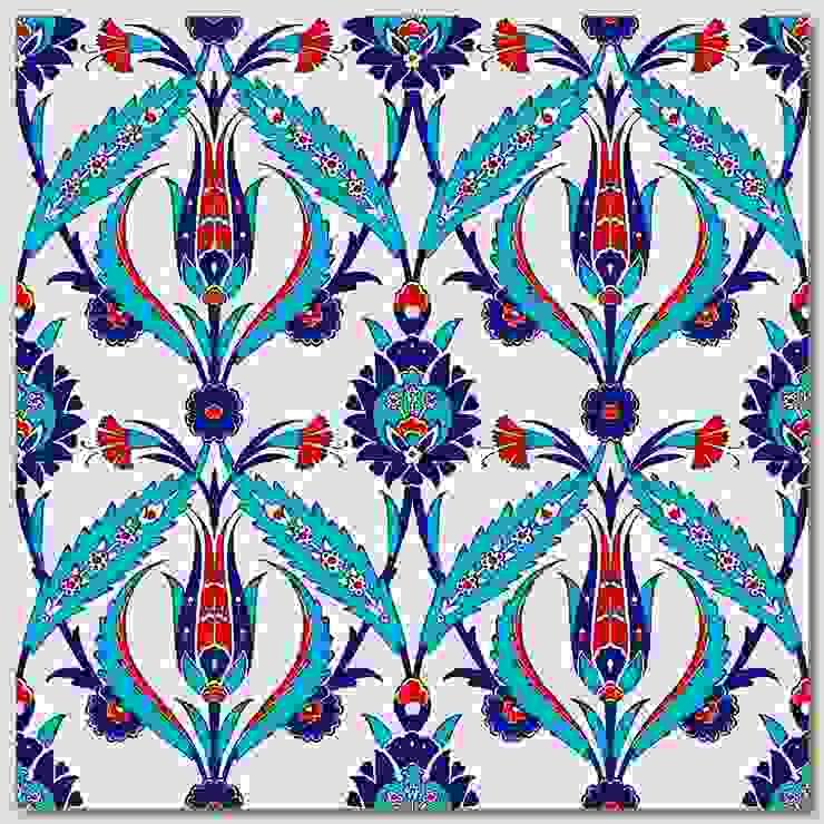 Bodrum por SERAMIK Mediterrâneo Cerâmica