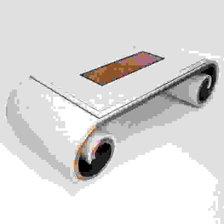 Студия BONACCI Living roomSide tables & trays Parket White