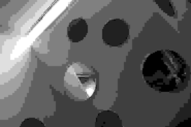 Industriale Badezimmer von Guadalupe Larrain arquitecta Industrial