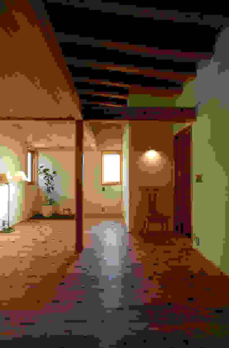 毛見の家 和風デザインの 多目的室 の 辻健二郎建築設計事務所 和風