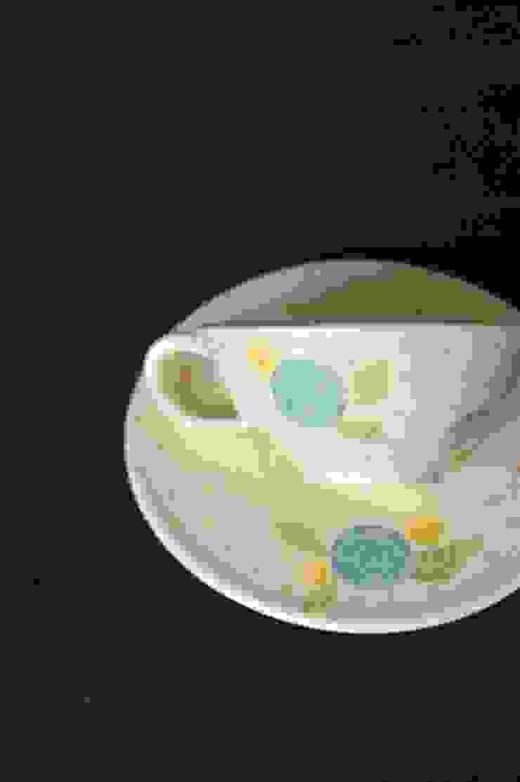 teacup: MIRADAが手掛けた折衷的なです。,オリジナル 陶器