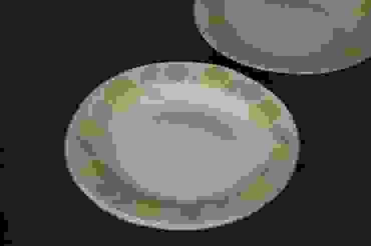 rimplate: MIRADAが手掛けた折衷的なです。,オリジナル 陶器