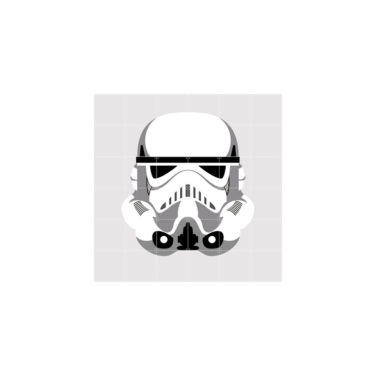 Star Wars IXXI ArtworkOther artistic objects
