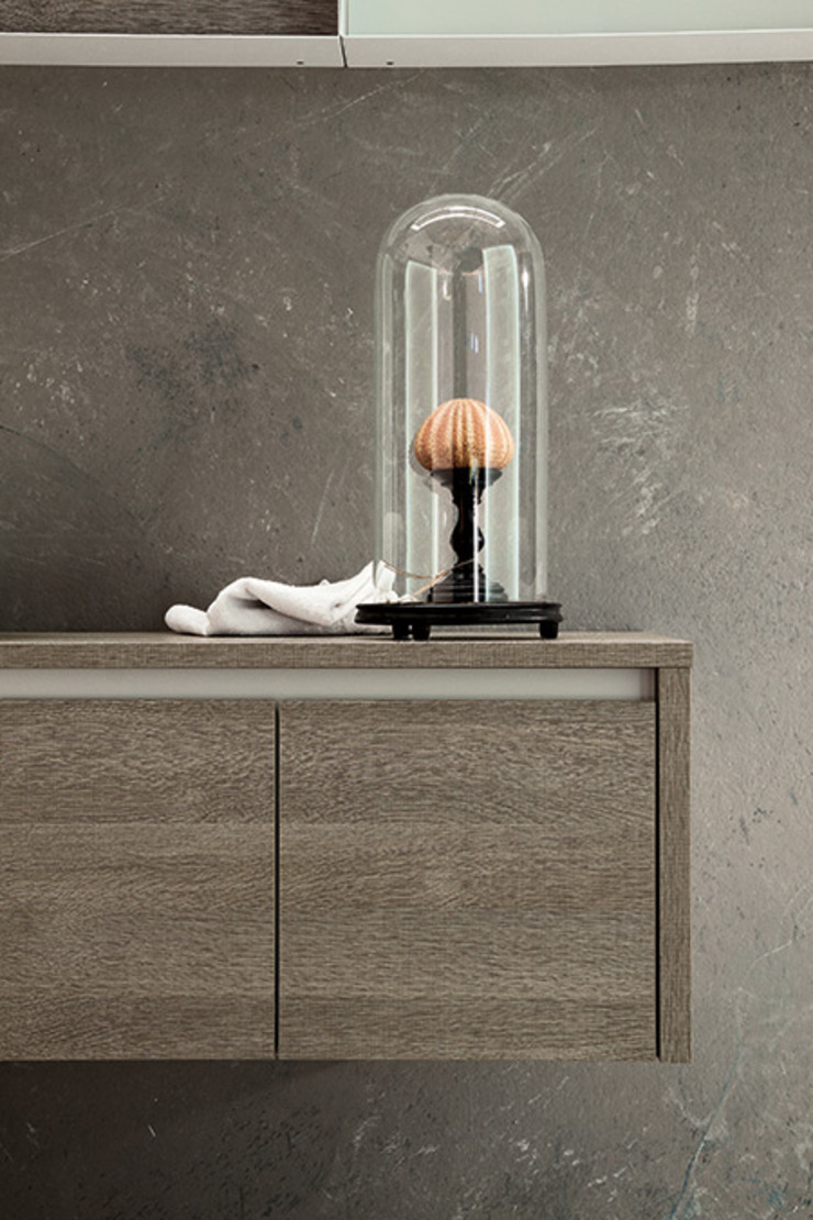 Mastella Design ห้องน้ำ แผ่น MDF Brown