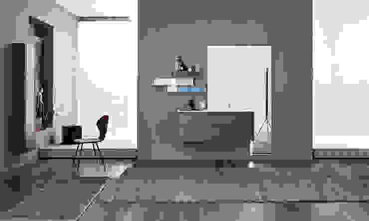 Mastella Design ห้องน้ำ แผ่น MDF Blue