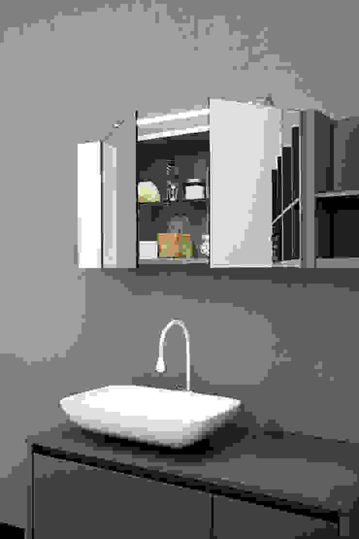 Mastella Design Modern bathroom MDF Blue