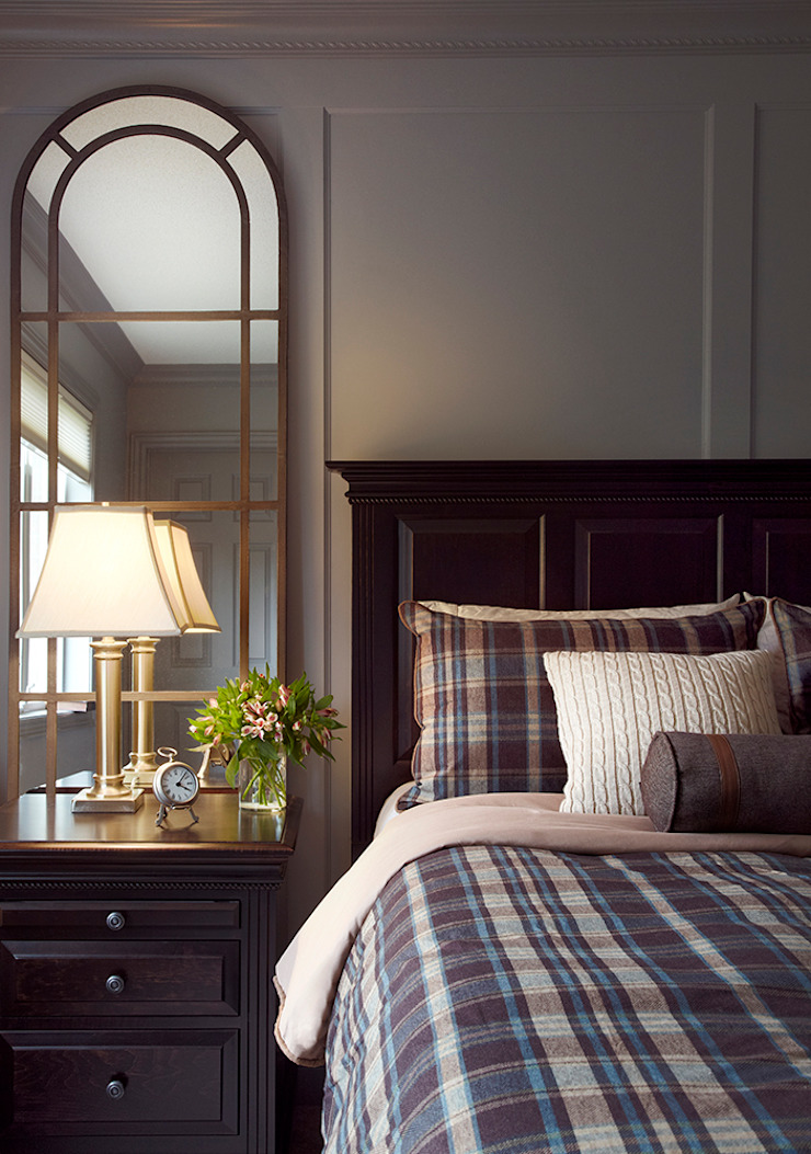 Classic style bedroom by ANNA DUVAL Classic