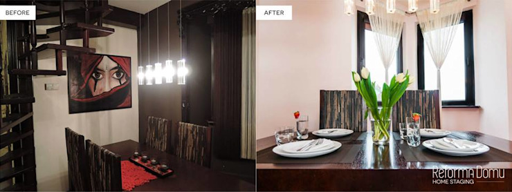 Before – After od Reforma