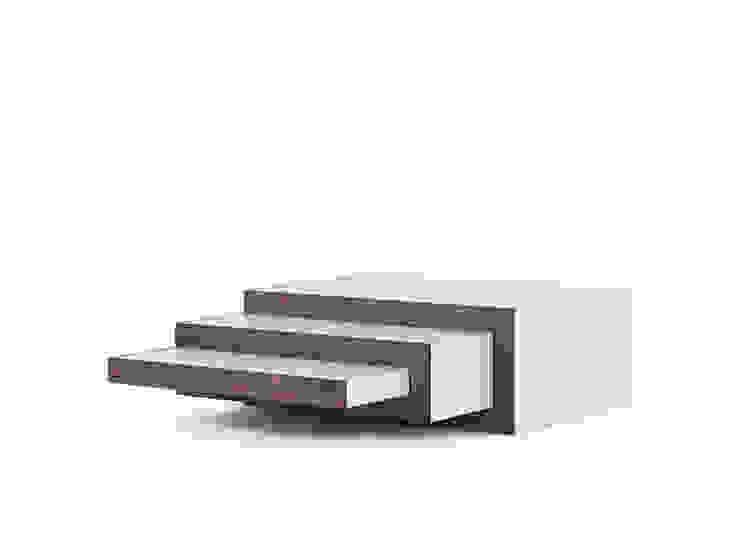 modern  by Reinier de Jong Design, Modern Wood Wood effect