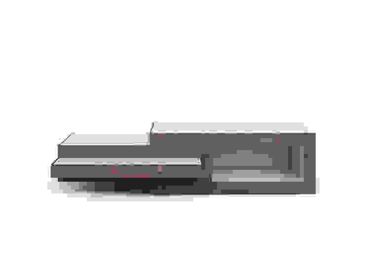 modern  by Reinier de Jong Design, Modern Solid Wood Multicolored
