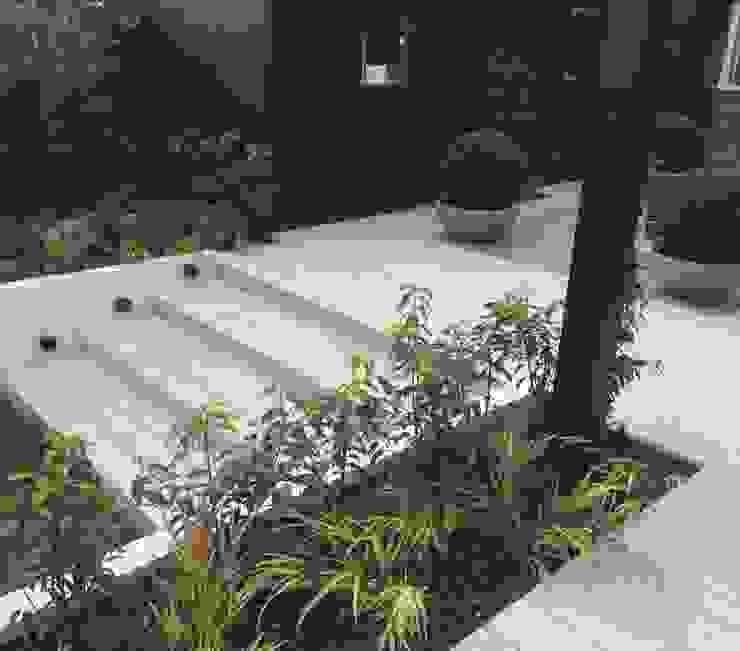 Small garden extension Modern garden by homify Modern