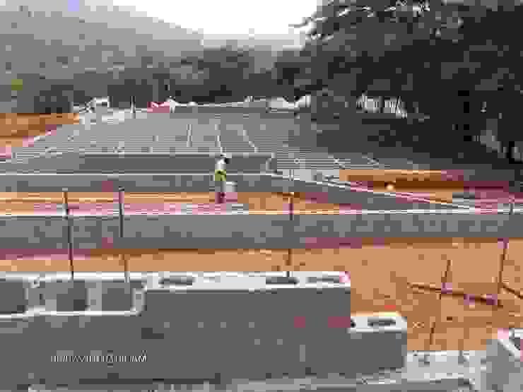 JARDINES DEL RECUERDO ETAPA 9 SECTOR 4 de ARQUITECTONI-K Diseño + Construcción SAS