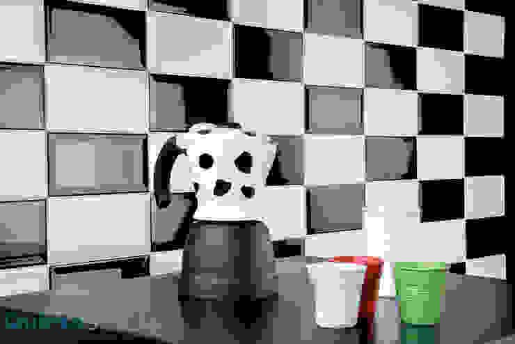 Collezione retro Quinta Strada - Ceramic Store Cucina in stile classico