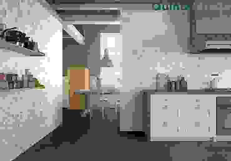 Collezione Drake Quinta Strada - Ceramic Store Cucina moderna