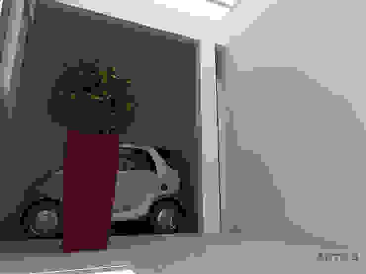 Diseño de proteccion exterior Casas de estilo minimalista de Arte 5 Remodelaciones Minimalista
