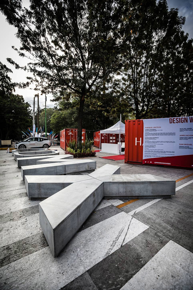Banca CDMX Casas modernas de Miguel de la Torre Arquitectos Moderno