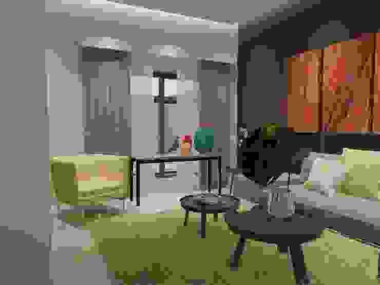 Diseño de interior residencia unifamiliar Casas de estilo minimalista de Arte 5 Remodelaciones Minimalista
