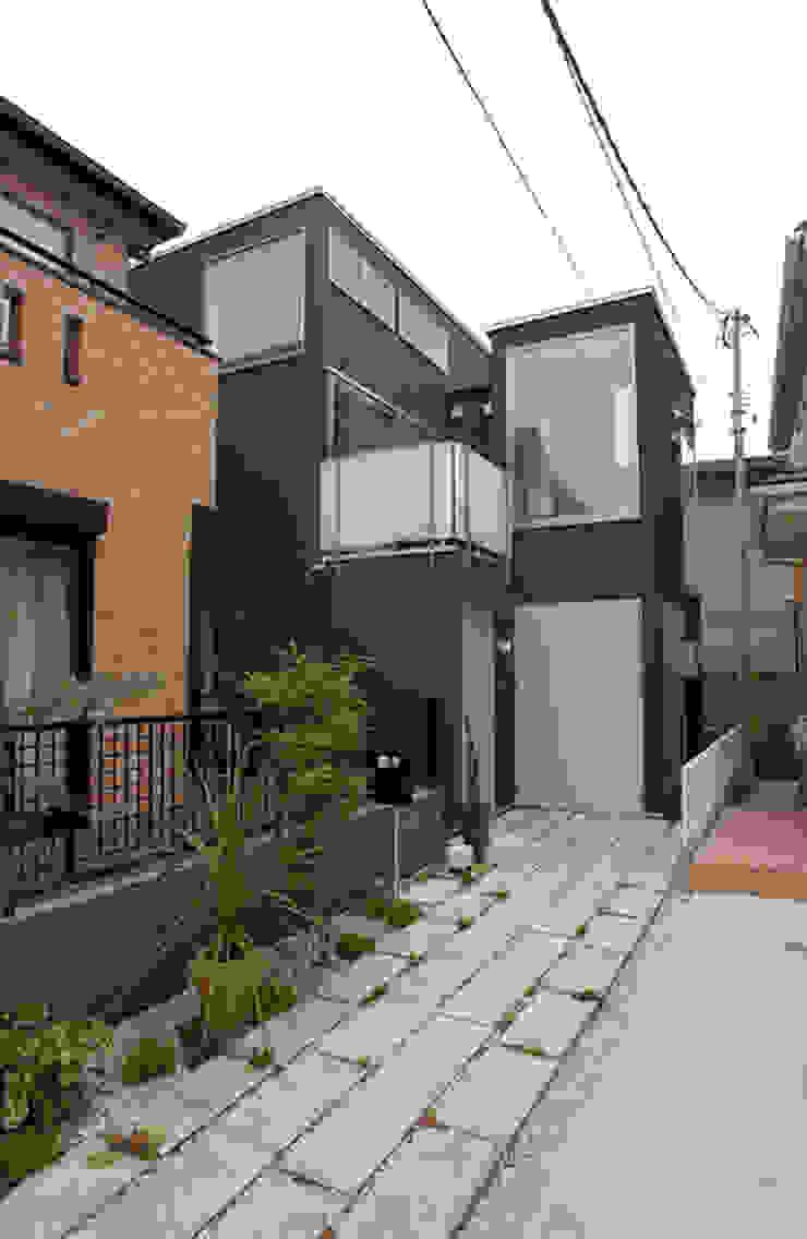 小金井の家 ミニマルな 家 の hamanakadesignstudio ミニマル