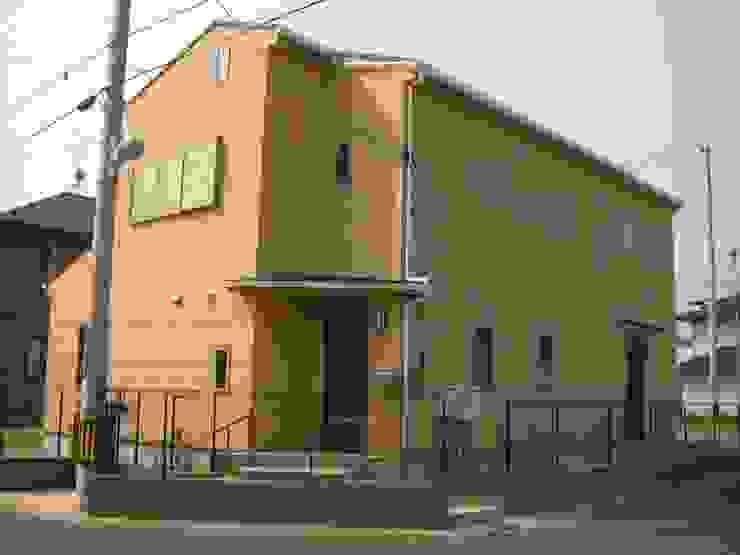 ナチュラルライフを求めて仙台へ来られたご夫妻の終の棲家 オリジナルな 家 の 羽鳥建築設計室 オリジナル