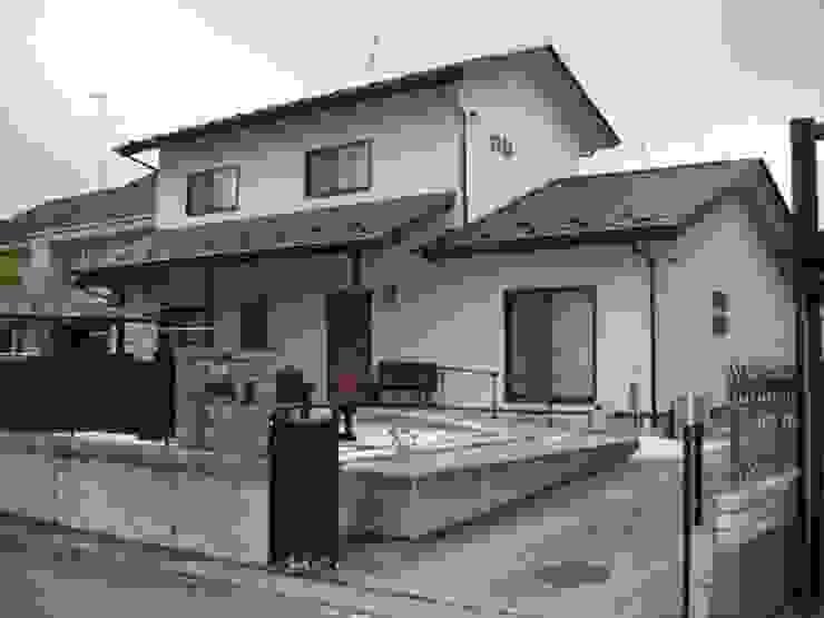 築45年からの新しい住まいを求めて 日本家屋・アジアの家 の 羽鳥建築設計室 和風