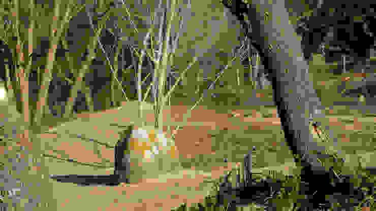 Em obra Jardins ecléticos por Atelier Jardins do Sul Eclético
