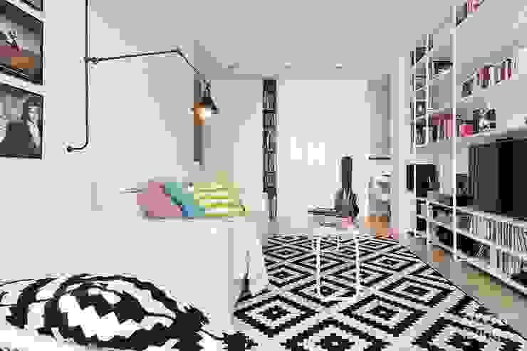 Dröm Living Livings de estilo moderno
