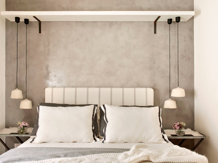 Rustic style bedroom by SA&V - SAARANHA&VASCONCELOS Rustic
