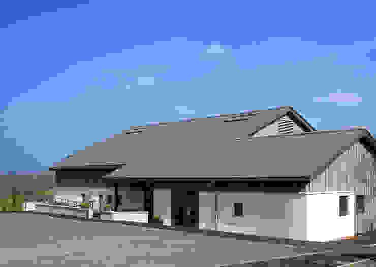 Ashwater Village Hall de Trewin Design Architects Moderno