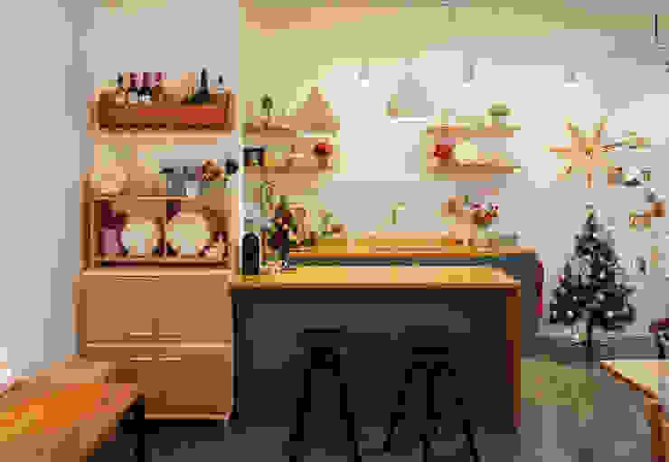 바라다봄 스튜디오:  tarz Yemek Odası,